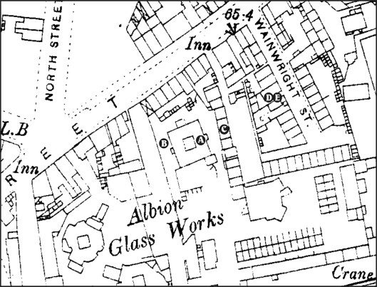 Albion Glass Works